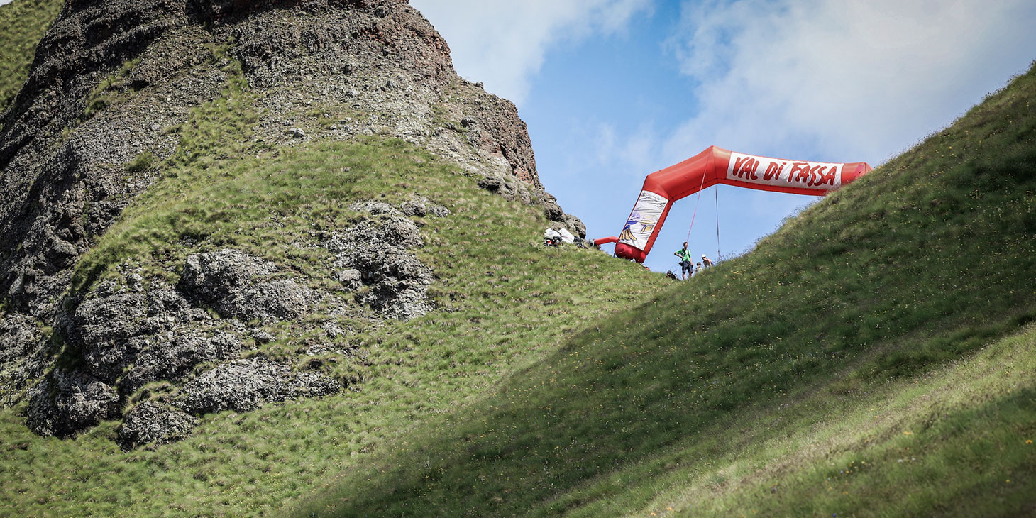 The Col, VK course. ©iancorless