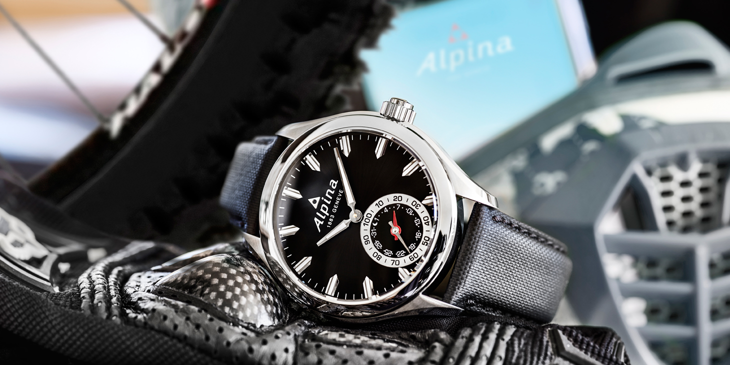 Alpina Official Watch World Series European Championships - Alpina watches