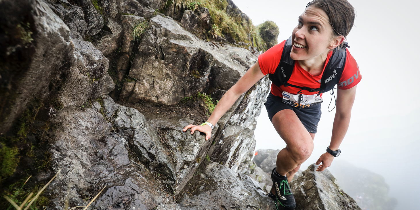 Jasmin Paris, Salomon Glen Coe Skyline winner. ©iancorless.com / SWS