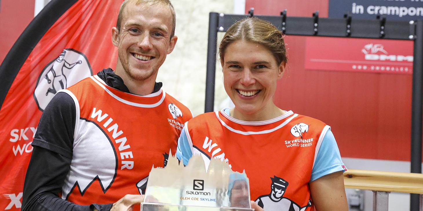 Jonathan Albon and Jasmin Paris, 2016 Extreme Series Champions. ©iancorless.com / SWS