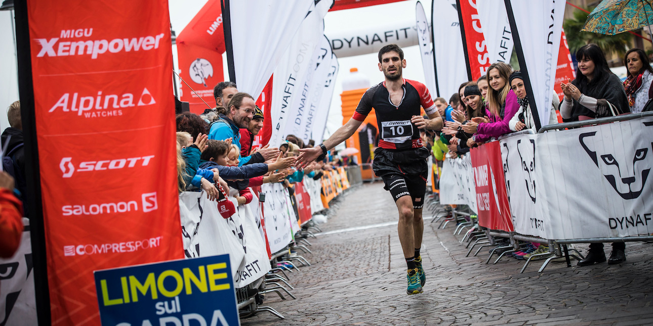 Kiril Nikolov, 3rd in the race and the ranking. ©iancorless.com / SWS