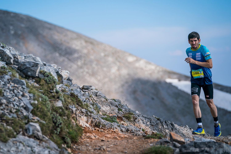 Kiril Nikolov, 2nd Olympus Marathon now places 2nd Sky Classic ranking. ©iancorless.com SWS