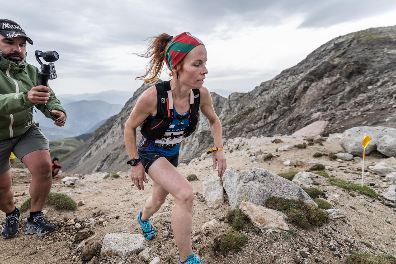 Winner Buff Epic Trail 42K, Oihana Azkorbebeitia. ©JoaoMFaria