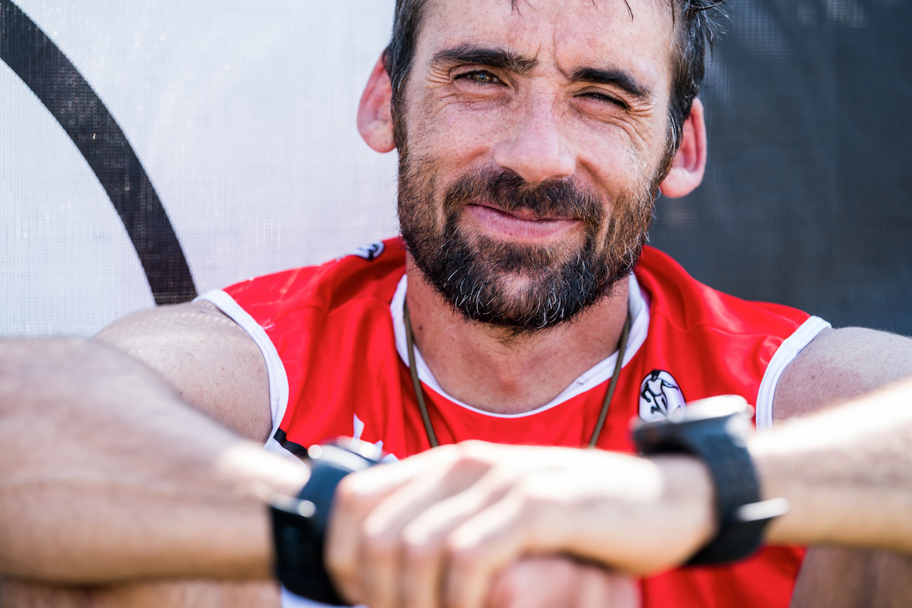 Luis Alberto Hernando, pluri World Champion, European Champion, ranking leader heads for Ultra finals. ©iancorless.com / SWS