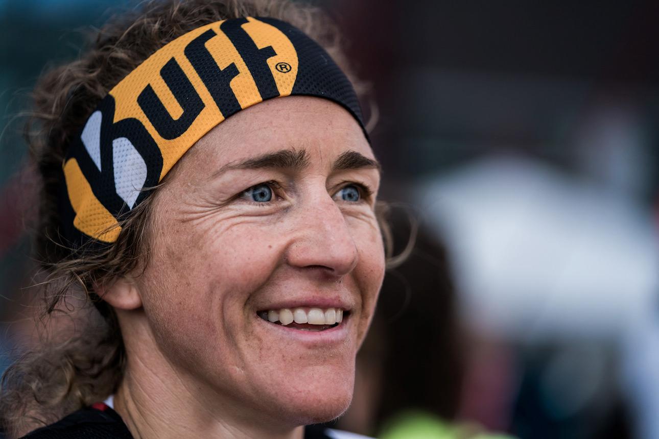 Nuria Picas, four-time winner of the Ultra Pirineu is back for more. ©iancorless.com / SWS