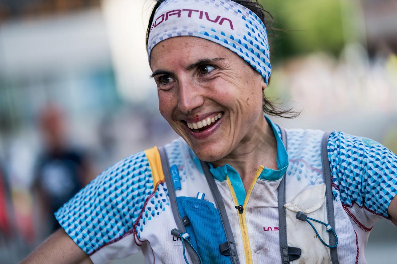 Maite Maiora, 2016 Skyrunning World Champion, will be racing in Sunday's Salomon Glen Coe Skyline. ©iancorless.com /SWS