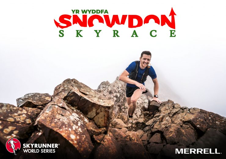 Snowdon Skyrace Skyrunner World Series
