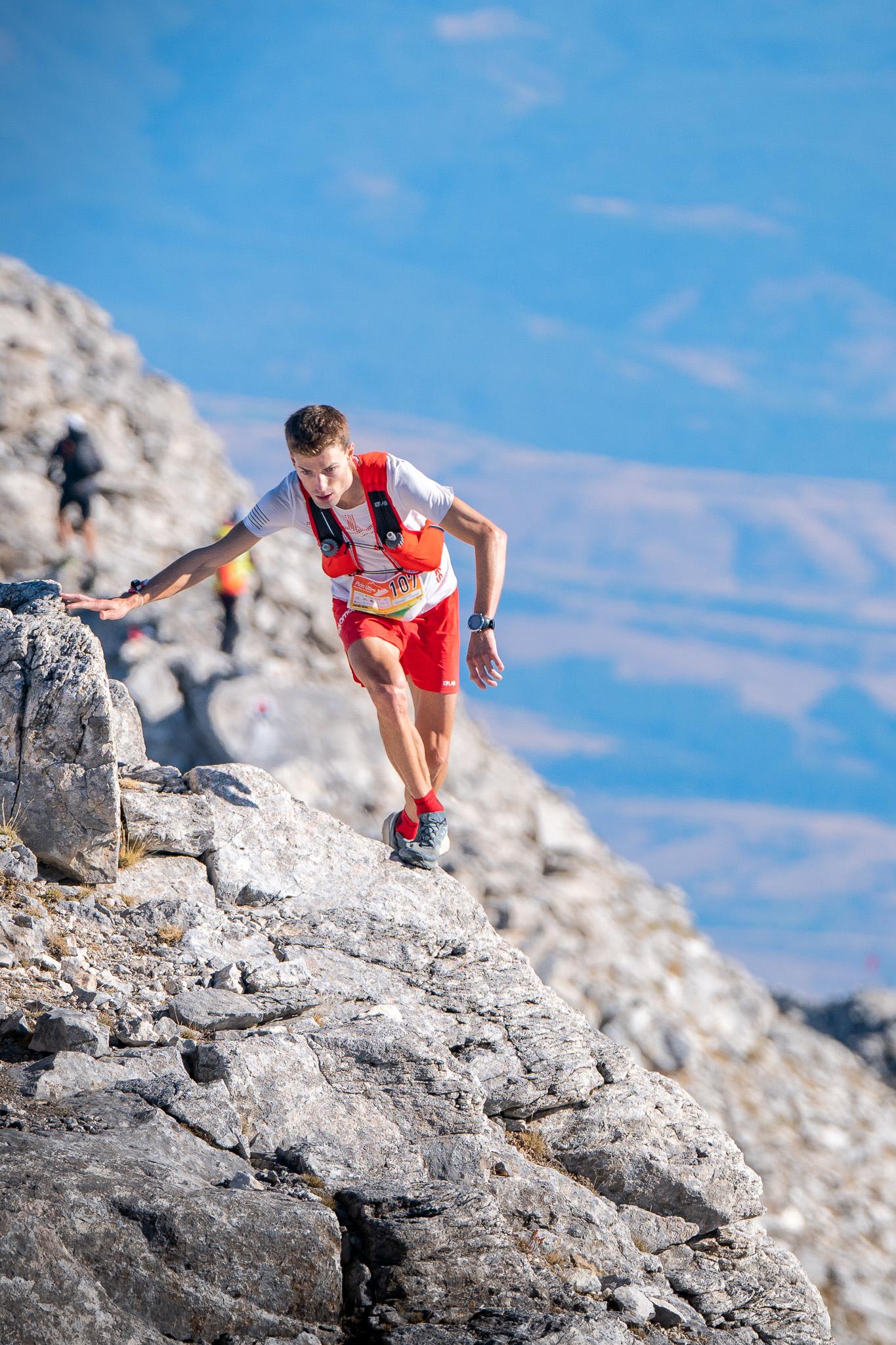 Jordi Alis, Pirin Extreme 2021 champion ©Alexander Valchev